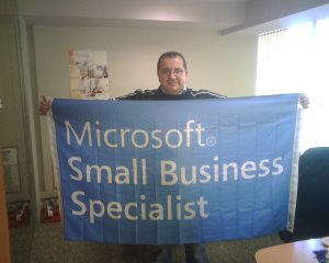 """""""MIcrosft Small Business Specialist"""""""